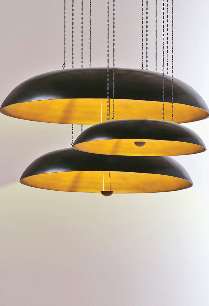 Piment Rouge Lighting Bali - Coupola Pendants