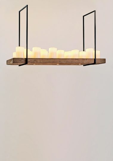 Piment Rouge Lighting - Wine Cellar Timber Pendant
