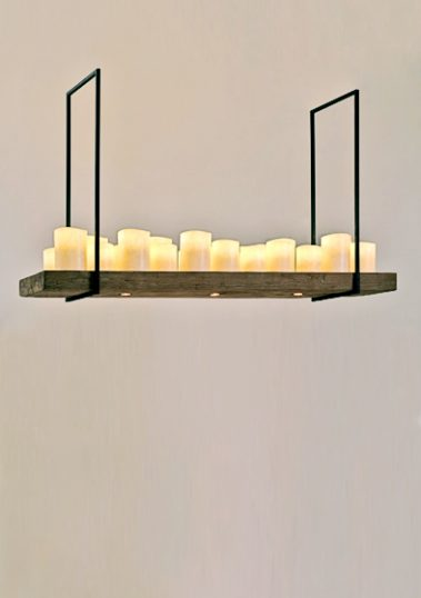 Timber Wine Cellar Pendant by Piment Rouge Lighting Bali