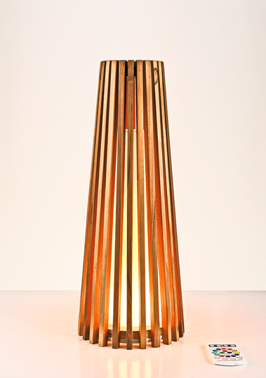 Costello Table Lamp by Piment Rouge Lighting Bali