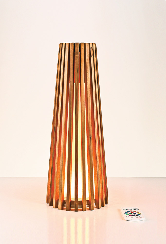 Piment Rouge Lighting Manufacturer Bali - Costello Table Lamp