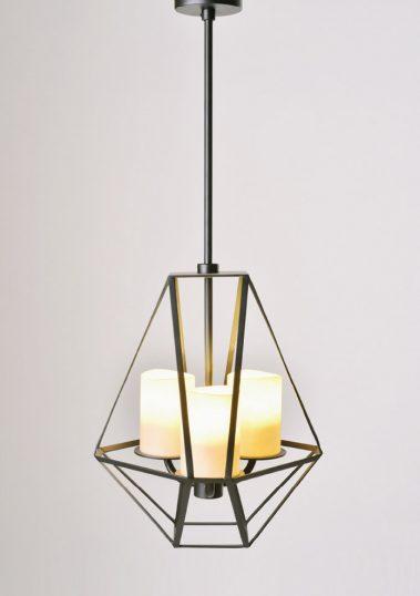 Piment Rouge Lighting Bali - Diamond Pendant Lamp