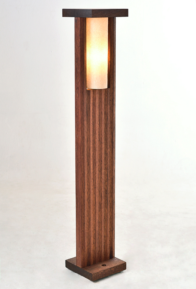 Piment Rouge Lighting Bali - Standing Garden Lamp