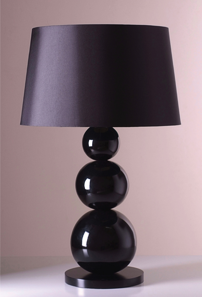 Piment Rouge Lighting Bali - Large Carioca in Black