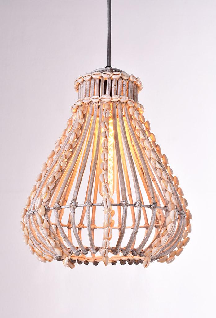 piment rouge custom lighting manufacturer - new shell strains pendant