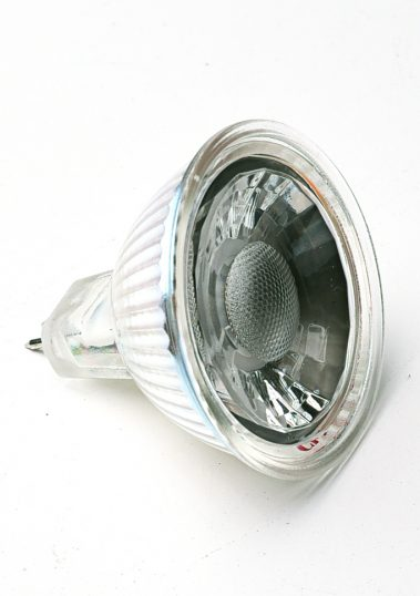 MR-16 LED incandescent bulb 5W 3000K warmwhite 12V G5.3 by piment rouge lighting bali