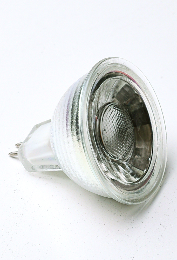 MR-16 LED incandescent bulb 5W 3000K warmwhite 220-240V G5.3 by piment rouge lighting bali