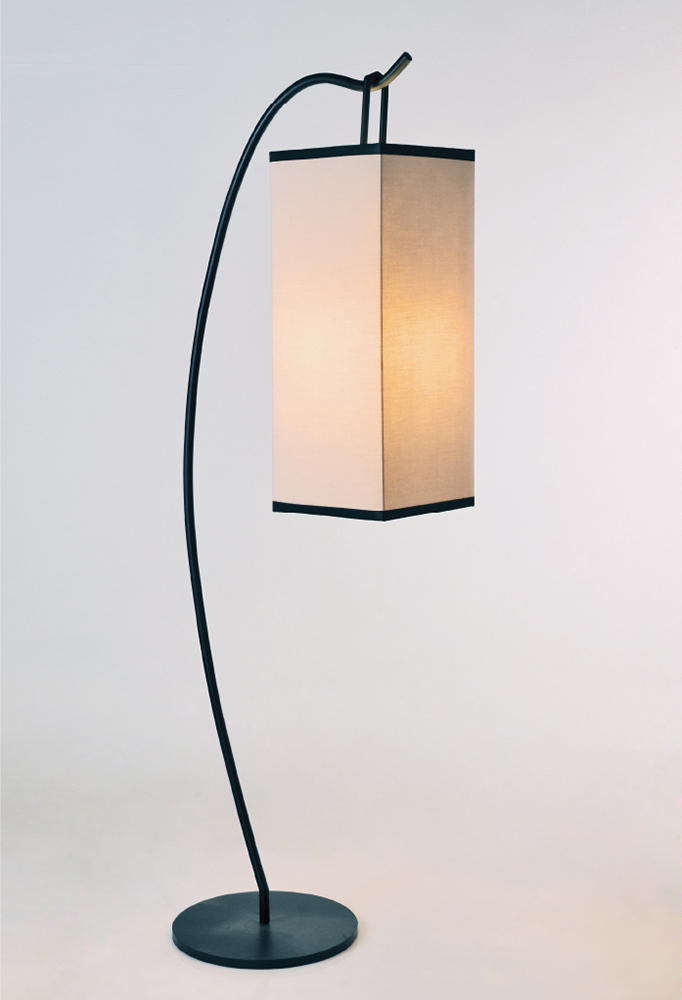 Piment Rouge Lighting Bali - Taite Standing Lamp