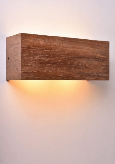Piment Rouge Lighting Bali - Nomty Sconce