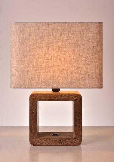 Piment Rouge Lighting Bali - Burlo Table Lamp