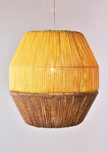 Piment Rouge Lighting Bali - Due Pendant Lamp