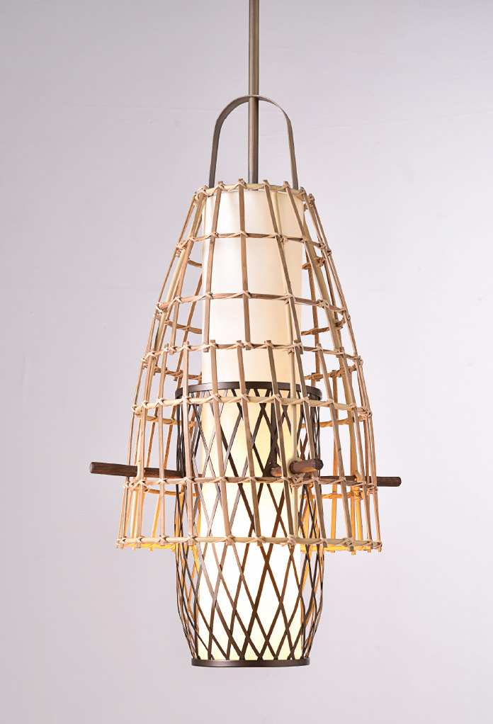 Piment Rouge Lighting Bali - Hana Pendant Lamp