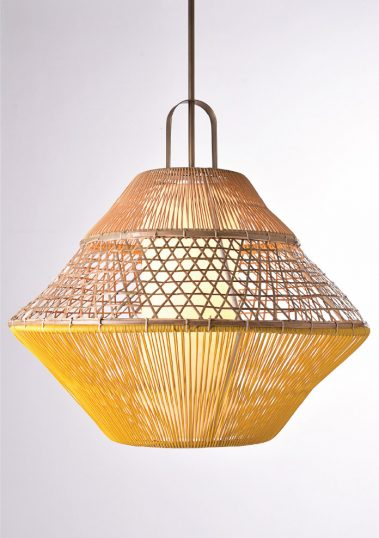 Piment Rouge Lighting Bali - Rhodes Pendant Lamp
