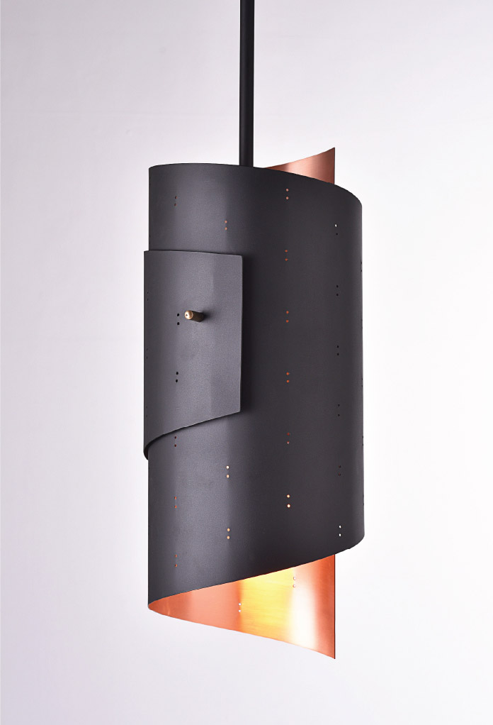 Piment Rouge Lighting Bali - York Pendant Lamp