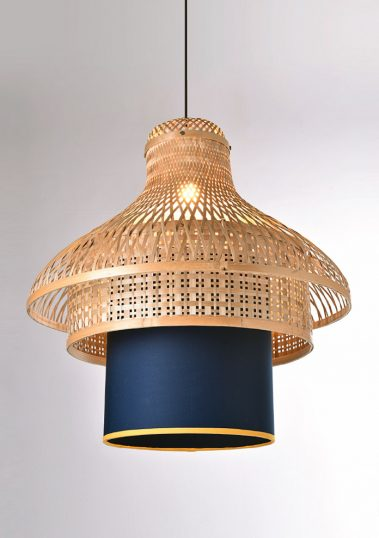 Piment Rouge Lighting Bali - Carla Pendant Lamp