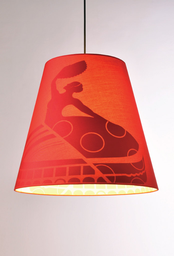 Piment Rouge Lighting Bali - Cora Pendant Lamp