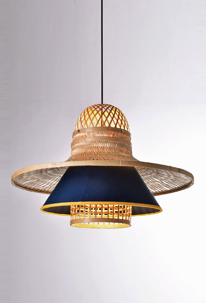 Piment Rouge Lighting Bali - Magda Pendant Lamp