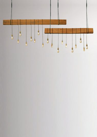 Piment Rouge Lighting Bali - Rustic Bar Pendant Lamp