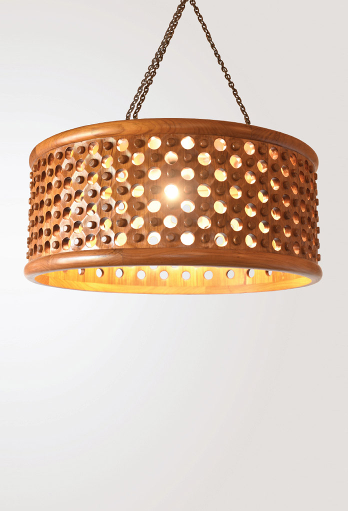 Piment Rouge Lighting Bali - Yuva Pendant Lamp