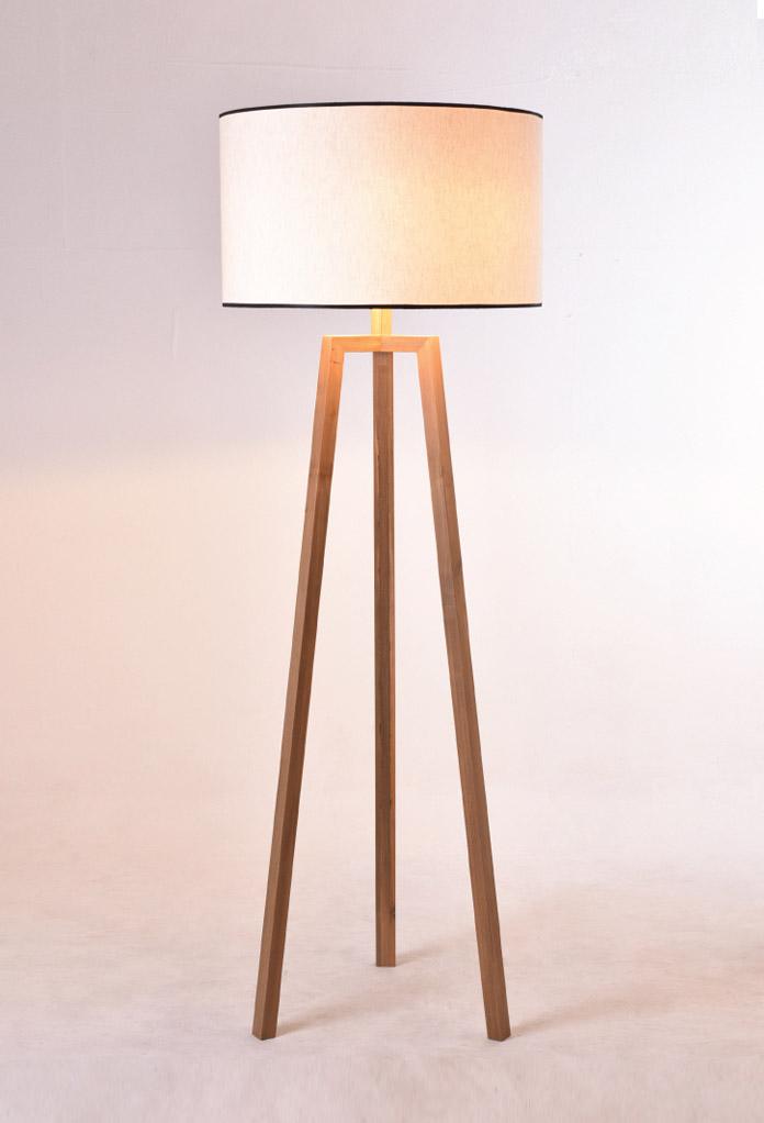 Piment Rouge Lighting Manufacturer Bali - Costa Standing Lamp