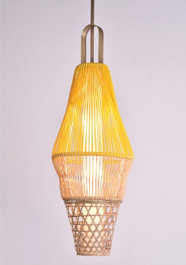 piment rouge custom lighting manufacturer - bahia pendant