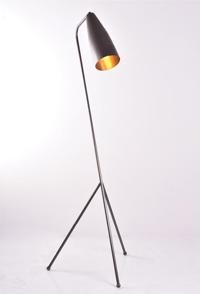 piment rouge custom lighting manufacturer - galiana standing lamp