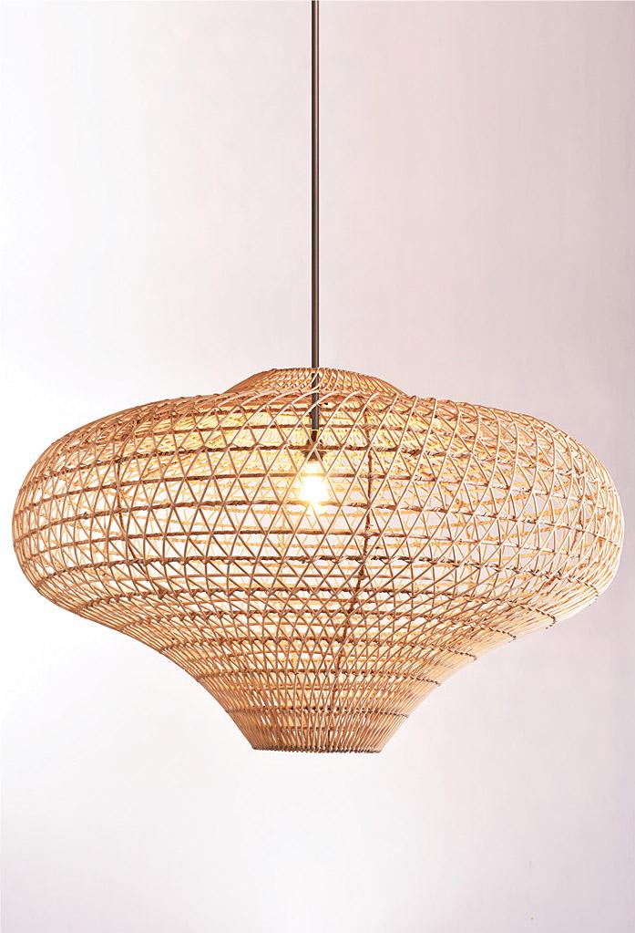 piment rouge custom lighting manufacturer - alicia pendant lamp