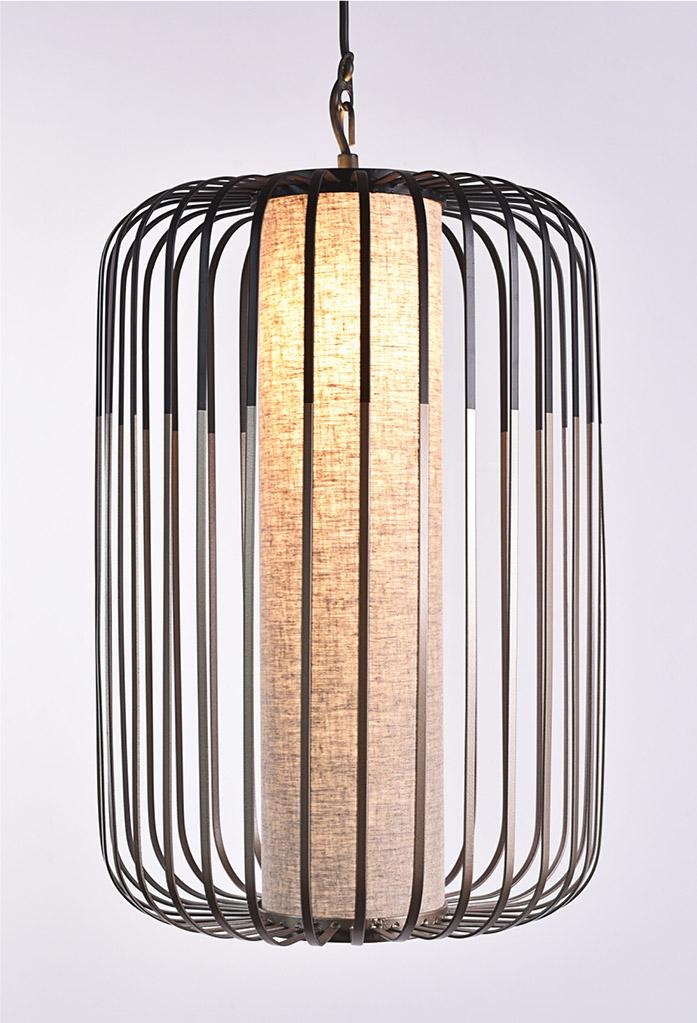 piment rouge custom lighting manufacturer - delano pendant lamp
