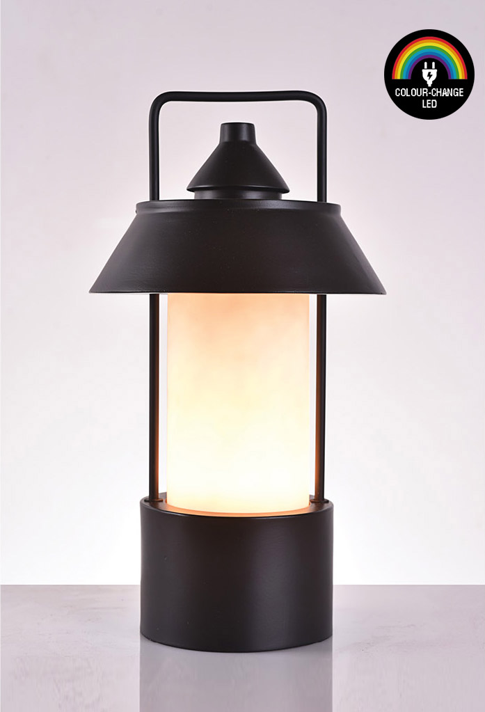 piment rouge custom lighting manufacturer - tara lamp - with icon 2