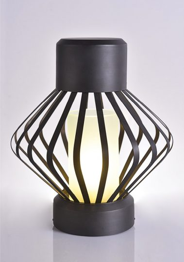 piment rouge custom lighting manufacturer - carta outdoor lamp
