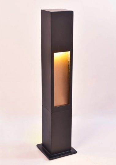 piment rouge custom lighting manufacturer - resin frame outdoor lamp - frame-resin