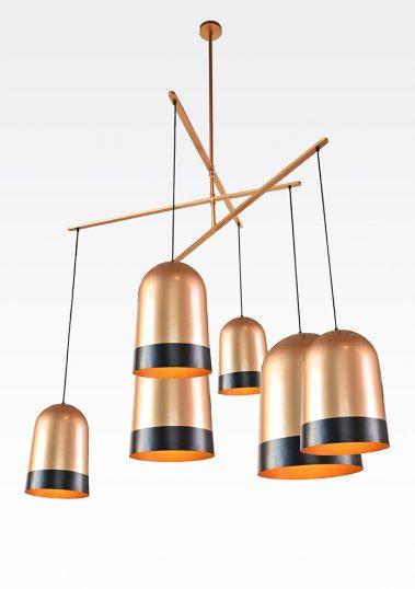 piment rouge custom lighting manufacturer bali indonesia - custom pendant lamp 1