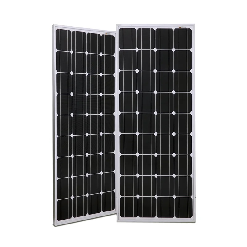 piment rouge lighting mono crystalline solar panel in piment rouge solar power system 2