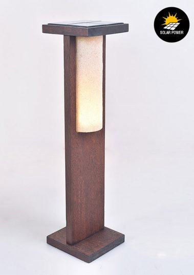 piment rouge custom lighting manufacturer bali indonesia - solar powered standing garden lamp - with icon 3